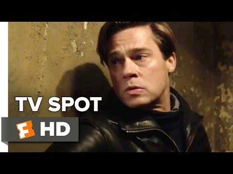Allied TV SPOT - Lies (2016) - Brad Pitt Movie