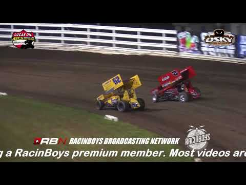ASCS NATIONAL TOUR FROM OSKALOOSA IOWA  8.7.18