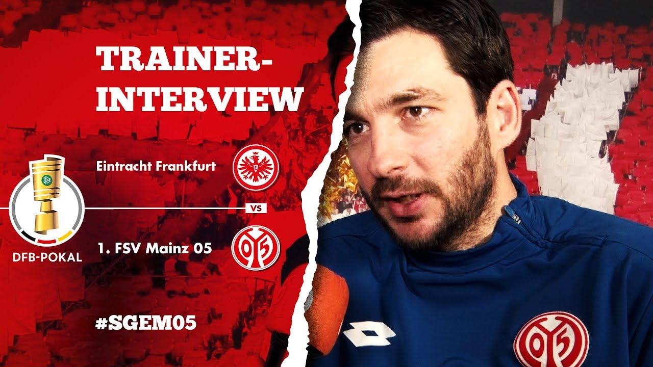 Eintracht Frankfurt Pokalspiel