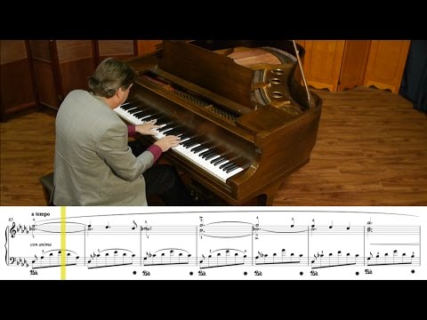 Piano Lesson - How to Play Rubato