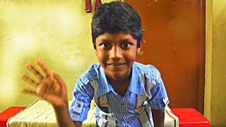 6 Year Old Magician From India - Mrithylesh