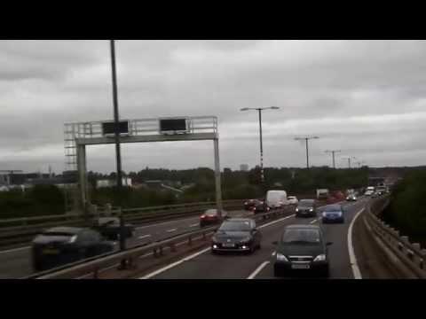 M4 Flyover, London