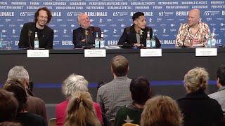 Eisenstein in Guanajuato | Press Conference Highlights | Berlinale 2015
