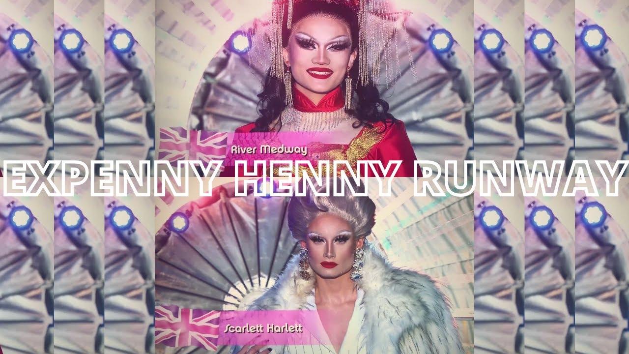 Download RuPaul's Drag Race | UK Season 3 | Episode 5 | Category Is : Expenny Henny Runway | Gag or Goop?