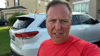 Run Disney Full Marathon Training Run Vlog 12 July 27, 2019