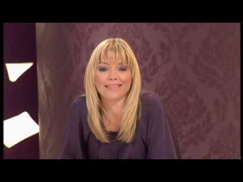 Kate Thornton presents her first ever Loose Women 10/9/09