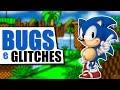 Bugs e Glitches - SONIC 2!