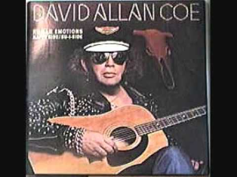 David Allan Coe mississippi river queen