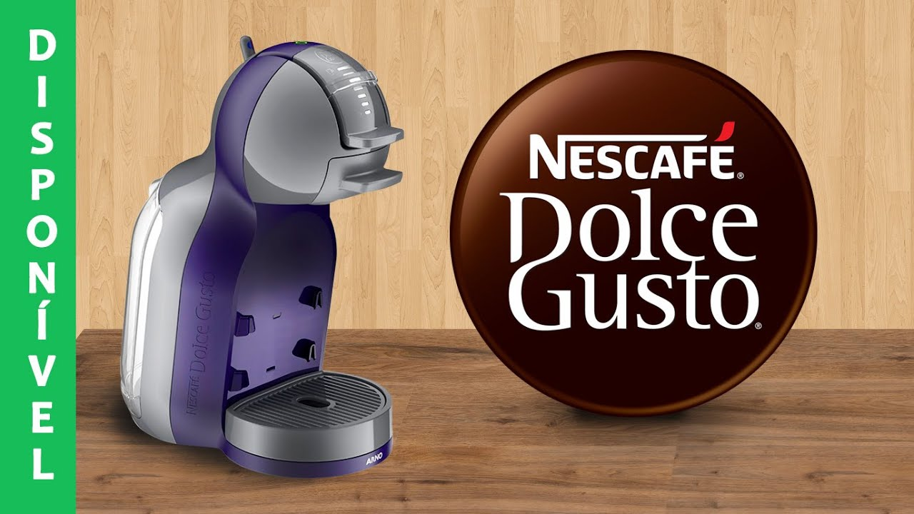 cafeteira dolce gusto mini me automatica nescaf onde. Black Bedroom Furniture Sets. Home Design Ideas