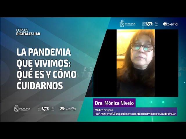 Curso La Pandemia que vivimos  [Semana 4] - Videoclase
