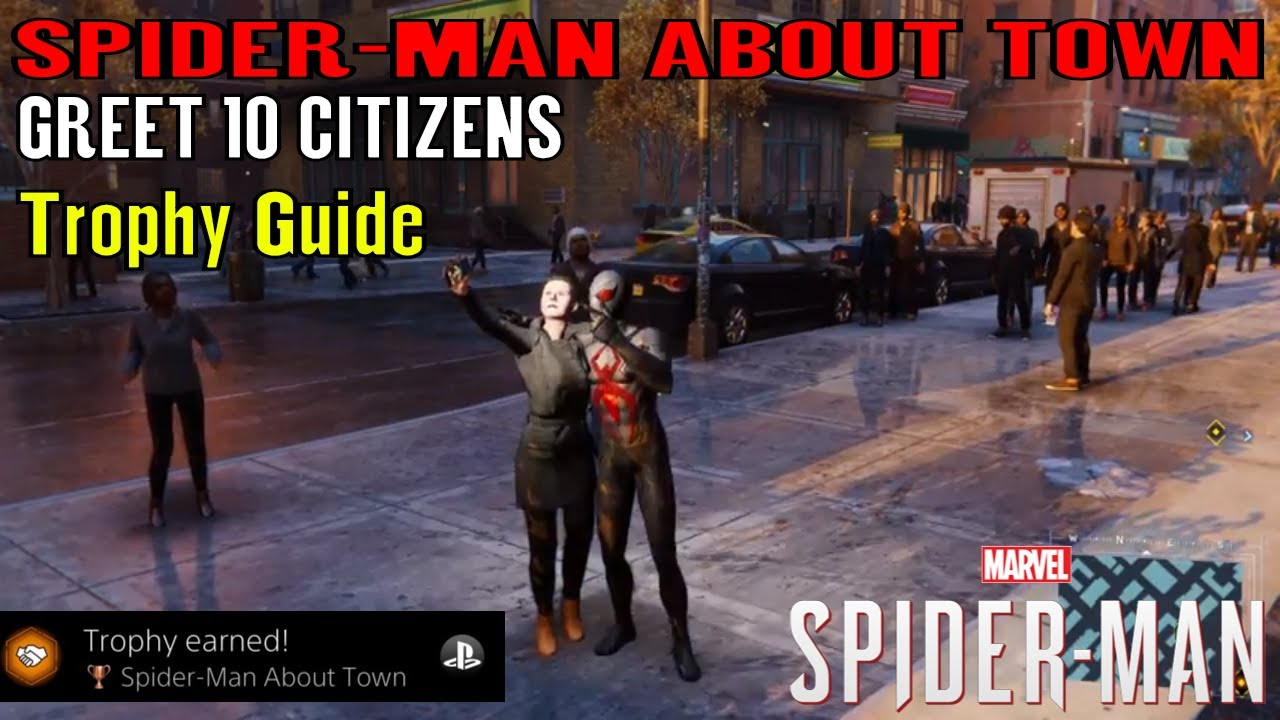Marvel S Spider Man 2018 Trophy Guide Tips Tricks Trophy Guide Achievement Guide Gaming With Abyss