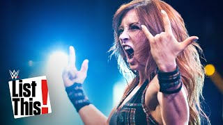 Becky Lynch's biggest career firsts: WWE List This
