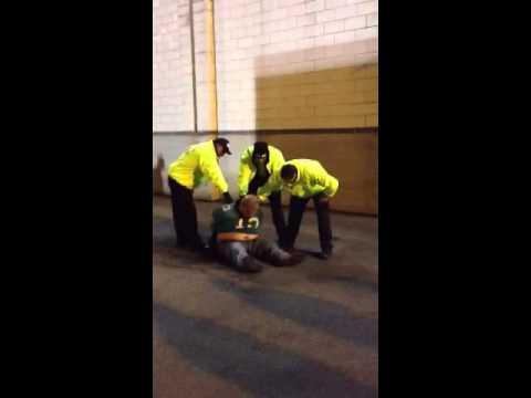Dan Marino found drunk/passed out @ Ralph Wilson Stadium