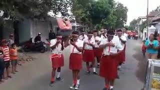 Video Lucu Banget !! Gerak Jalan Jaman Now Ngakak Habiss