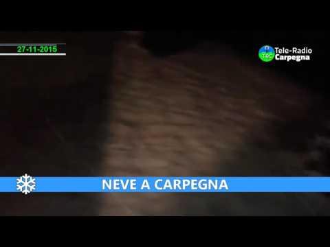 27/11/2015 - Neve a Carpegna