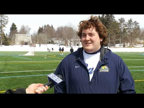 Ex-SU lacrosse star Ryan Powell joins Cazenovia College coaching staff
