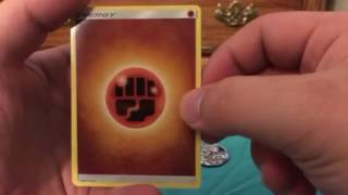 Pokémon sun and moon collector chest opening (no audio)