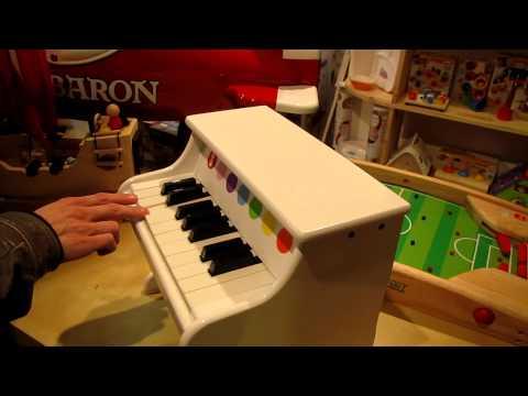 PIANO CONFETTI JANOD CHEZ CAP'TAINE ROMAIN featuring GAETAN !