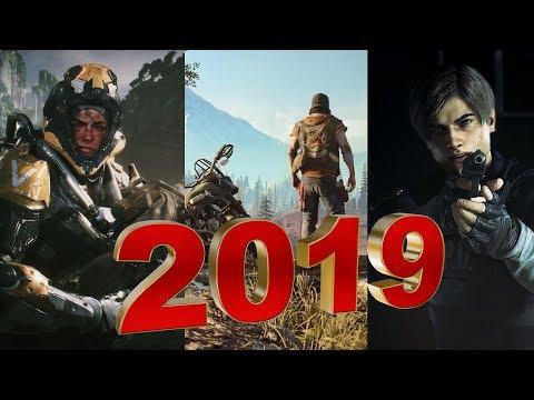 2019'un En Heyecanla Beklenen 10 Oyunu