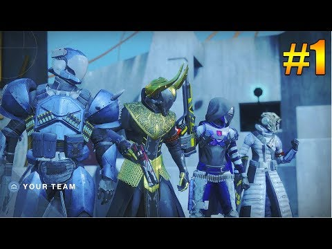 Trials of The Nine Flawless!  First Full Game! | Destiny 2