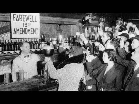 PROHIBITION LESSONS: Alcohol, Drugs, Guns in Chicago
