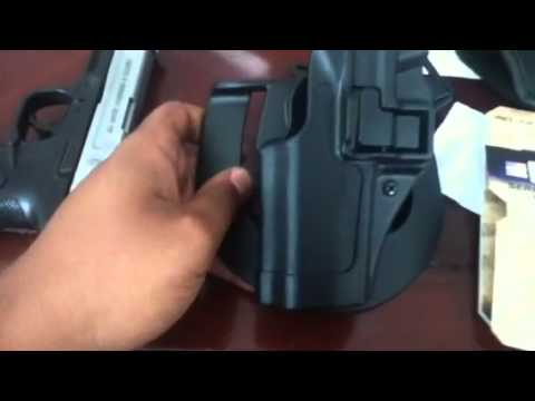 Sd40ve BlackHawk holster