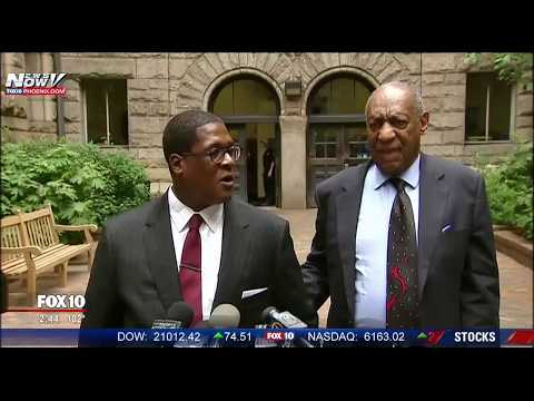 WOW: Bill Cosby SPEAKS to Press After Jury Selection in Sexual Assault Trial (FNN)