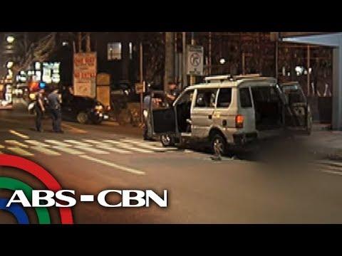 TV Patrol: Paano nangyari ang 'maling akala' sa niratrat na AUV?