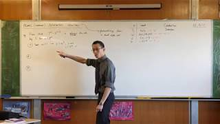 Mathematical Induction Divisibility Proof (2 of 3: Test and assumption)