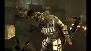 Deus Ex: Human Revolution Добрая душа (Спасение Малик)