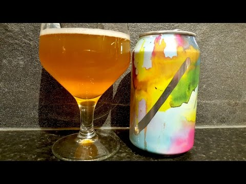 To Øl Garden of Eden Fruit IPA   Danish Craft Beer Review
