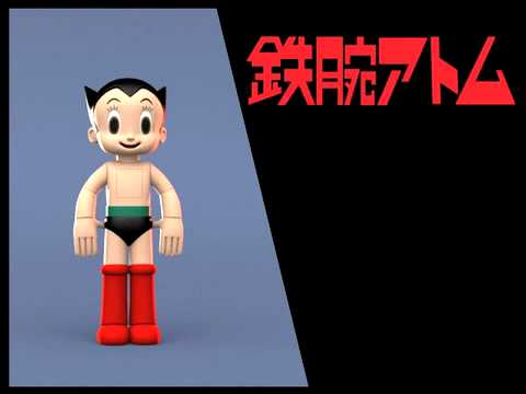 Astro Boy - Tetsuwan Atomu