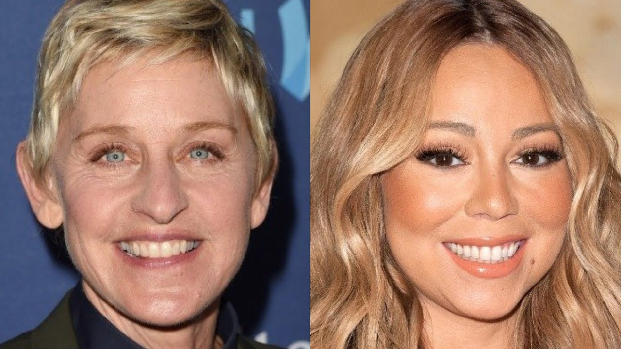 The Awful Thing Ellen DeGeneres Made Mariah Carey Do On Her Show