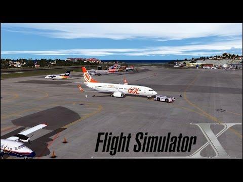 Ayo Main Flight Simulator X - Cara Menerbangkan Pesawat(Bahasa Indonesia)