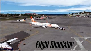 Ayo Main Flight Simulator X - Cara Menerbangkan Pesawat(Bahasa Indonesia)