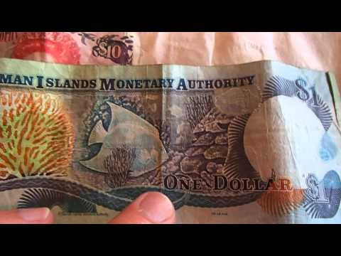 HD What does Cayman Islands Dollar look like?
