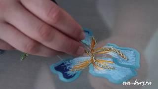 Люневильская вышивка. Программа онлайн курса Евгении Васильевой