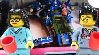 Brick Talk #15 - Imperial Hotel (Lego Architecture)