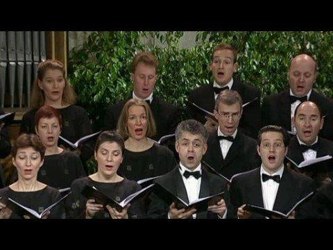 J.S. Bach - Cantata BWV 243 1.Magnificat in D major
