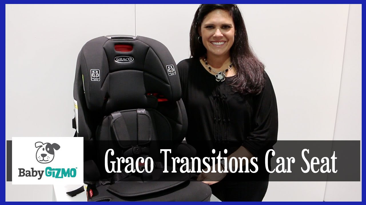 Graco Transitions Car Seat For Baby