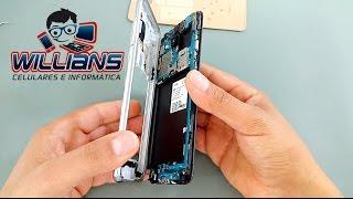 Como Desmontar Samsung Galaxy J7 SM J700, J700M, J700H, Metal J710MN, Como Abrir, Reparar
