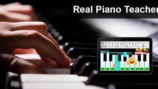 Real Piano Teacher - Best Piano App!