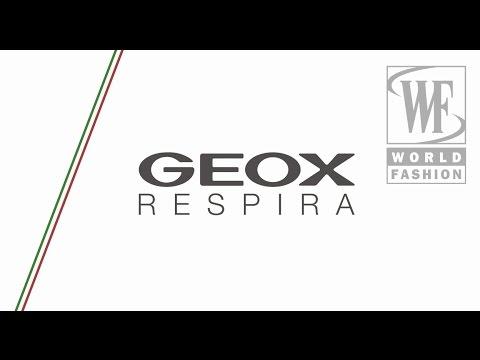 Geox Презентация Коллекции Весна/Лето 2017