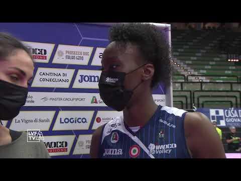 Conegliano - Busto Arsizio   Speciale Quarti Coppa Italia 2021   Lega Volley Femminile 2020/21