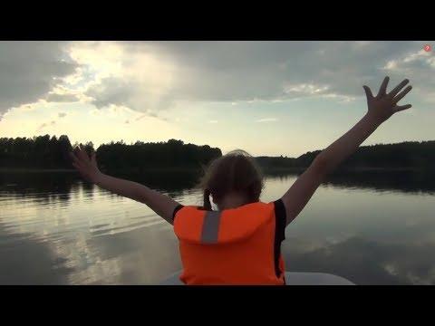 лодка нднд с ямахой 15 лето Карелия