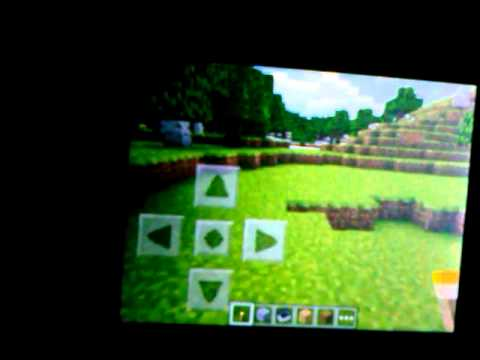 Minecraft 0.8.1 Android 2.3.6 Download