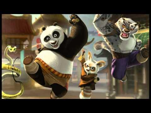 Kung Fu Panda 1 Soundtrack Mix