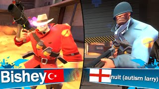 iksD   TF2 Frag Clip of the Day #584 inuit (autism larry), Bishey