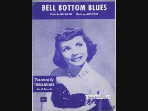 Teresa Brewer - Bell Bottom Blues (1954)