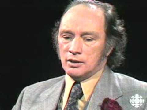 Trudeau Interview 1972